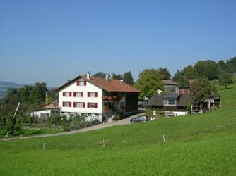 Liegenschaft Kleinhaus in Greppen