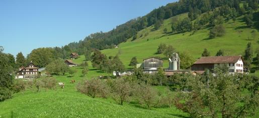 Hof Oberfeld und Kleinhaus 2